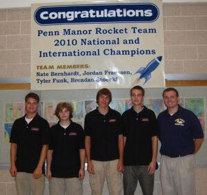 Rocket Team 2010