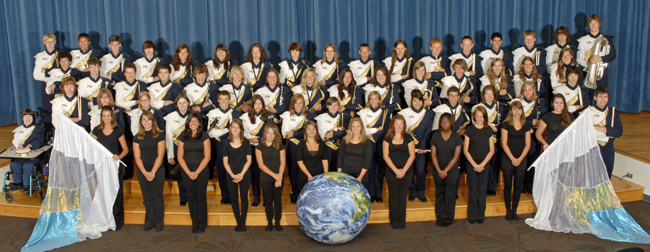 Marching Band 2010