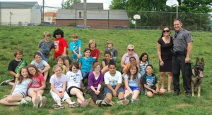 Miss Arnold's 5th Grade Class