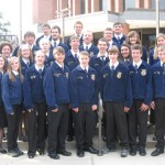Manor FFA Teams Excel at State Competition