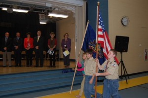 Cub Scout Pack 88 and Girl Scout Troop 71947