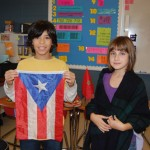 Central Manor 4th Grade Holds Cultural Fair