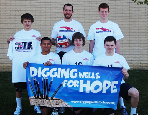 Digging Wells for Hope