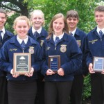 Meats Evaluation and Technology - Bronze Award Team Katie Hess - Bronze Award Victoria Herr - Bronze Award David Herr - Bronze Award Jesse Burkholder - Bronze Award Alternates: Kayla Major Aaron Breneman