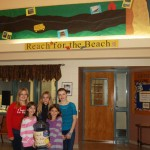 "Hambright Students Work to ""Reach the Beach"""