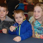 Martic Kindergarten Students Create Holiday Crafts