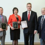 SCORE Lancaster Presents Award to Open Campus PA