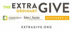 Extraordinary Give logo