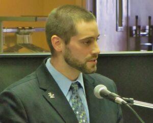 Author, social studies teacher and football coach, Todd Mealy