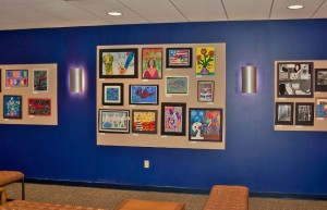 Penn Manor artwork displayed at Pennsylvania School Boards Association in Mechanicsburg