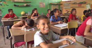 Honduras school classroom
