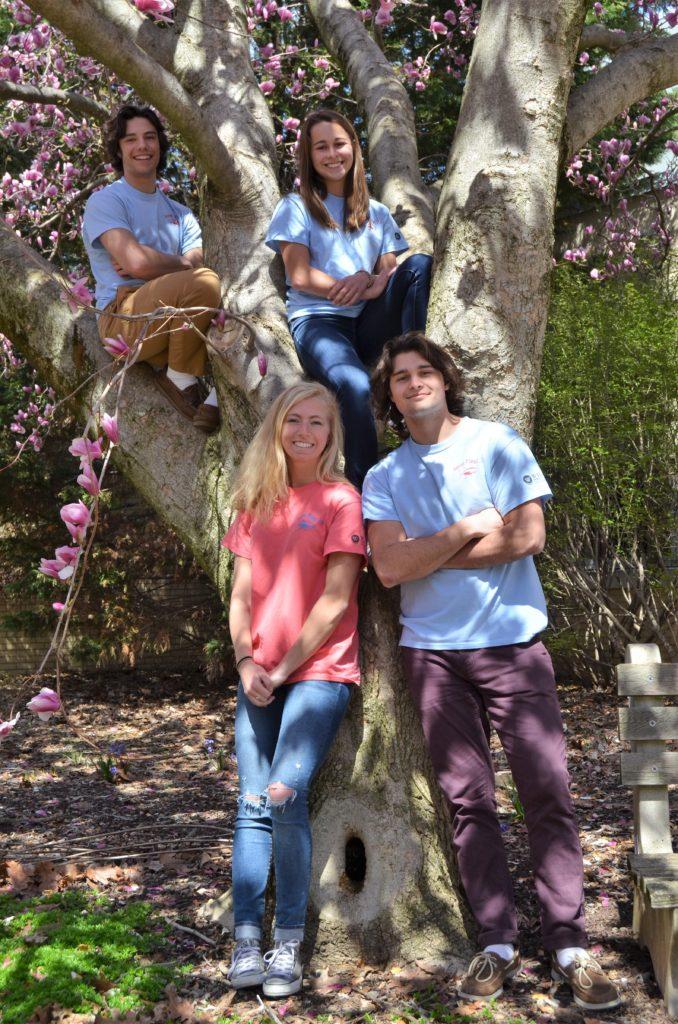Spring Fling student coordinators