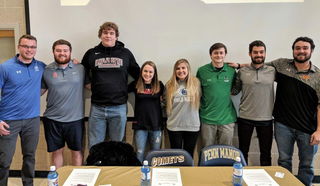 Collegiate student athletes