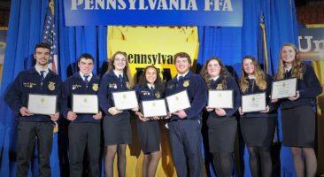 Keystone recipients group shot