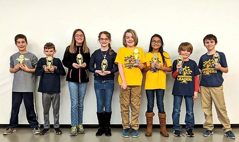 Fourth-grade champions