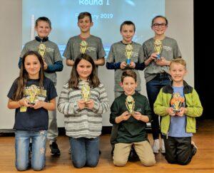 Fifth-grade champions