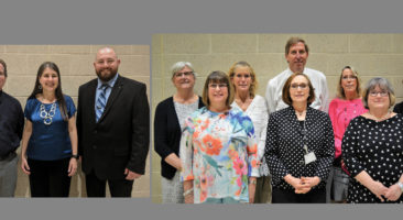 2019 retires and honored employees
