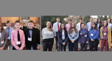 Penn Manor TSA competitors