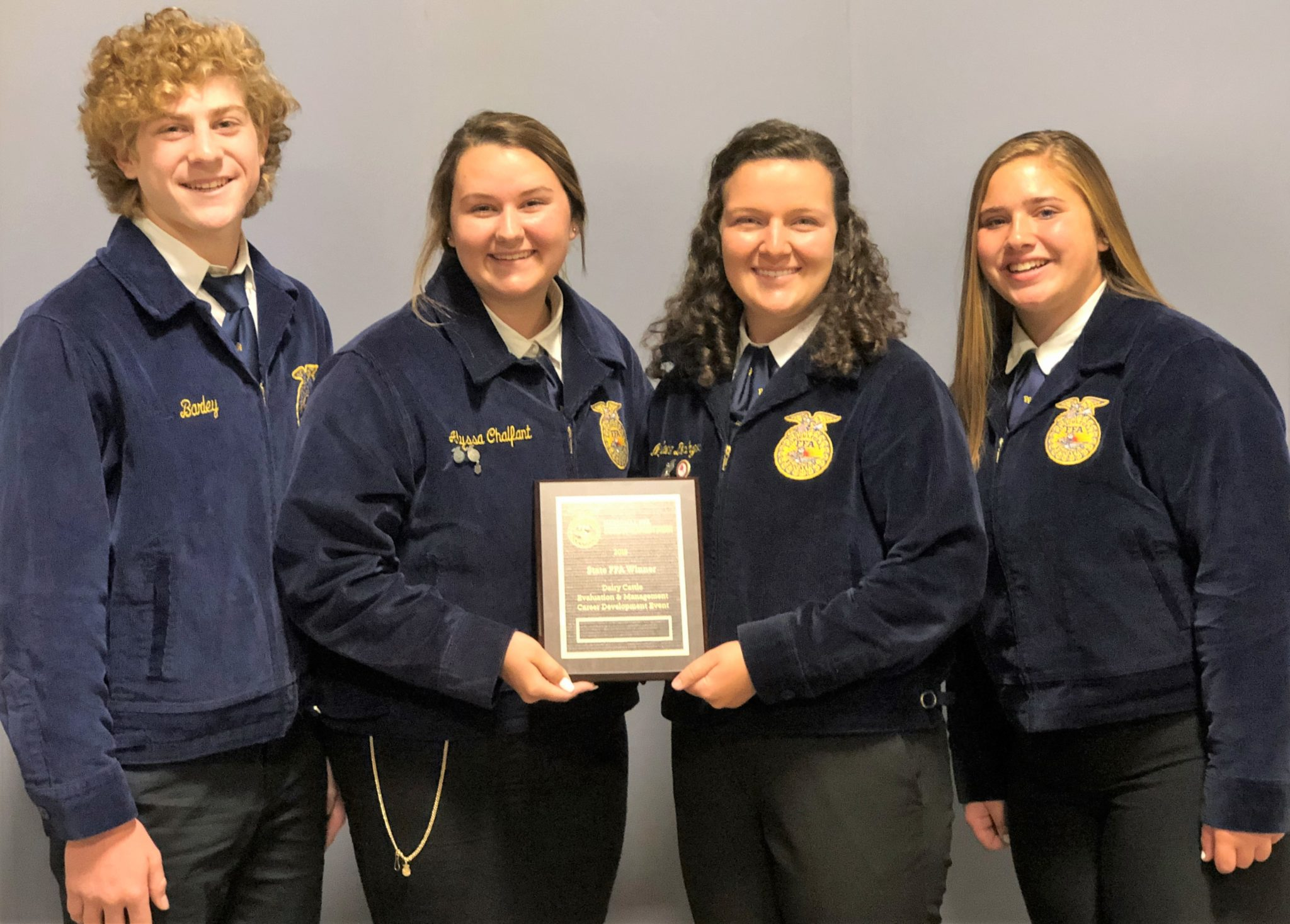 The Dairy Cattle Evaluation Team