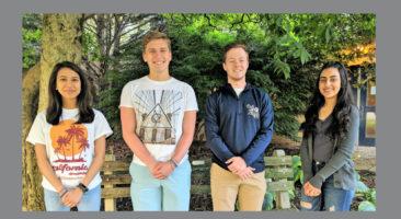 Top senior academic award winners