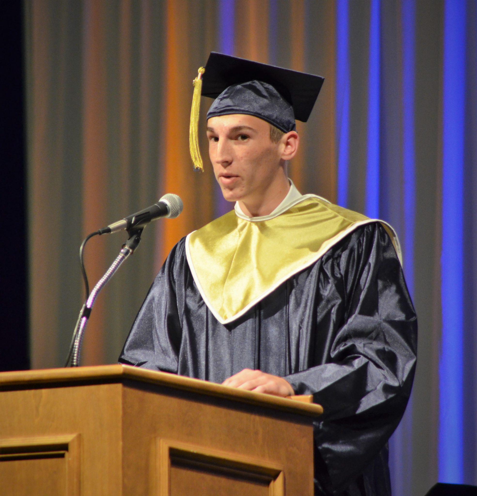 Speaker Derek Davis
