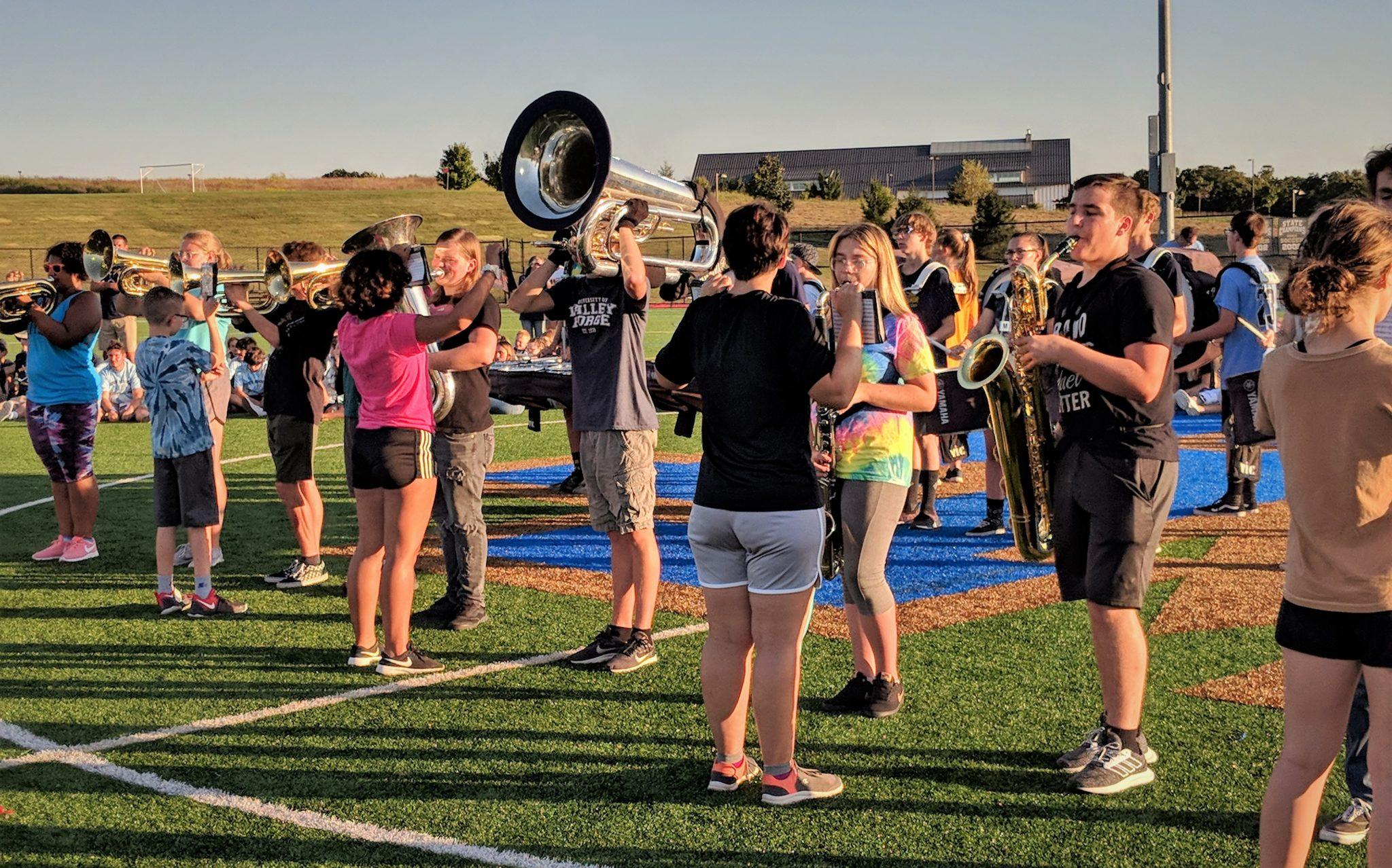 Penn Manor Marching Unit