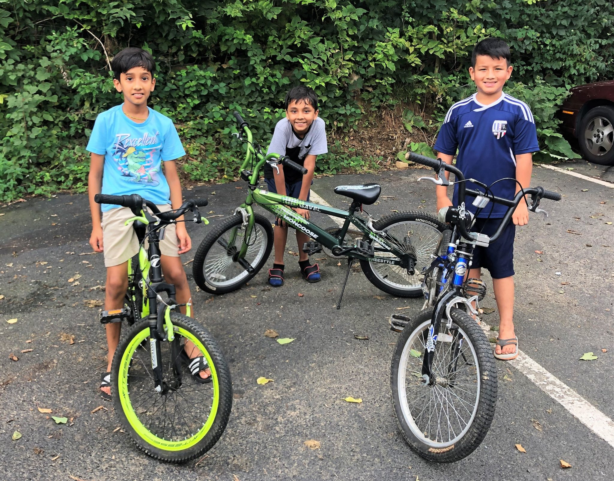Police bike donations (4) – Penn Manor School District