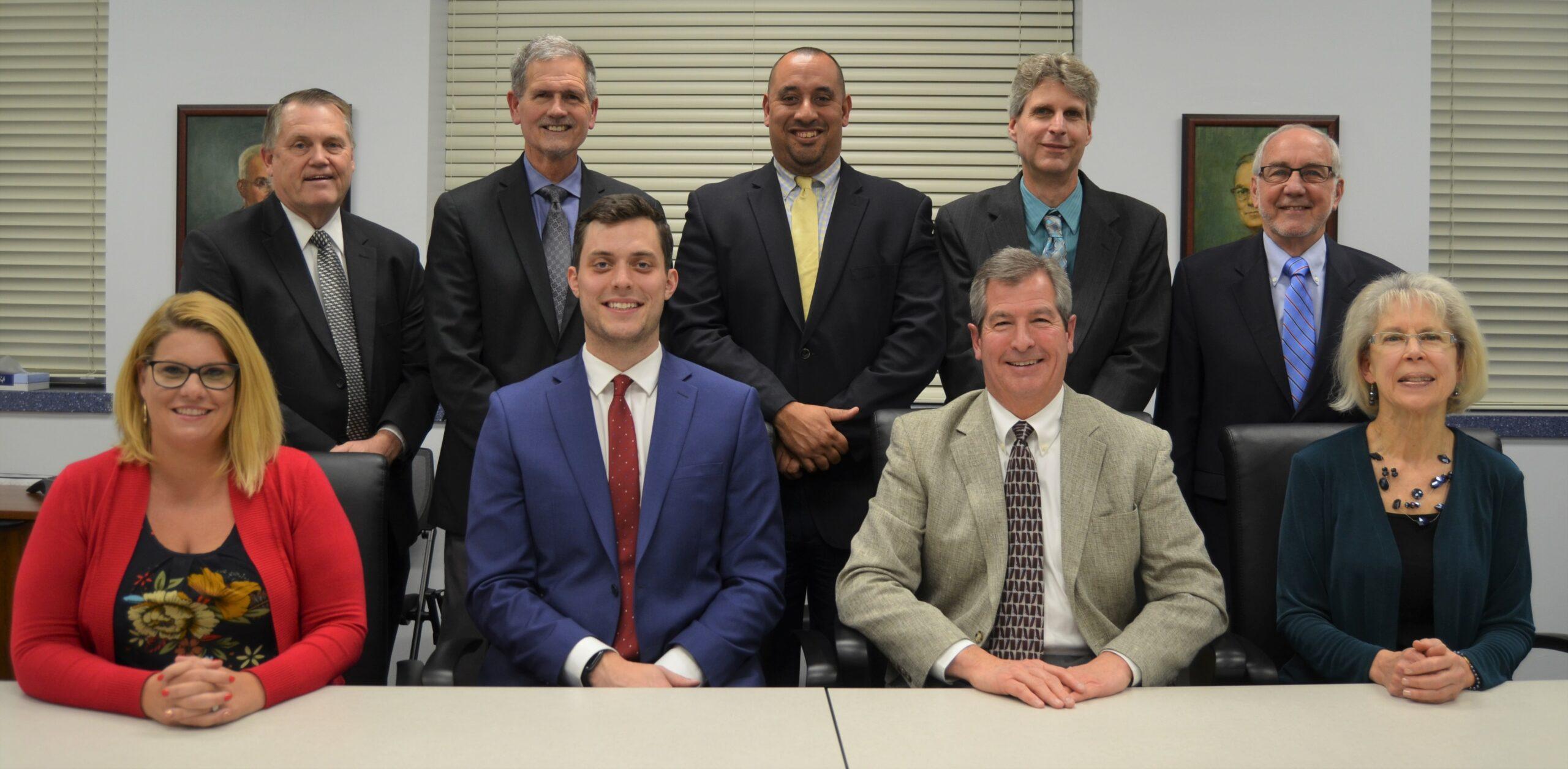 Penn Manor board of school directors