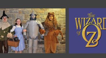 Wizard of Oz lead cast members