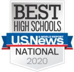 U.S. News Best High Schools 2020