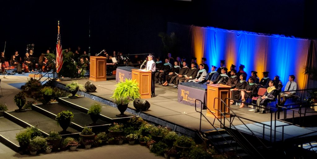 Penn Manor commencement ceremony