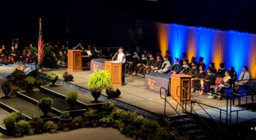 Penn Manor commencement ceremony