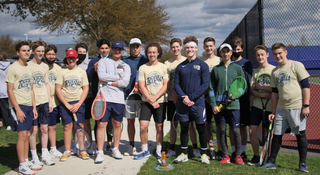 Penn Manor boys' tennis team